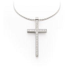 Pandativ Cruce Energetix, cu magneţi şi cristale Swarovski