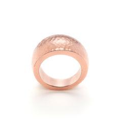 Inel magnetic Energetix placat cu aur roz