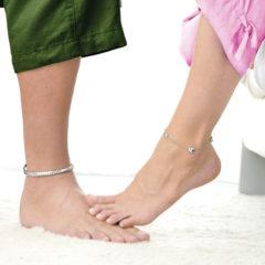 Brăţară magnetică pentru picior