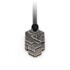 Pandantiv Energetic, magnetic, aspect uzat, pentru bărbaţi