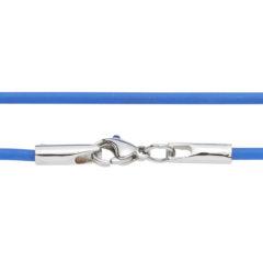 Lanţ Energetix, pentru copii, poliuretan albastru