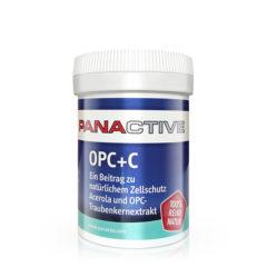 Panactive OPC+C, protejează celula în mod natural, cu extract de acerolă şi sâmburi de struguri
