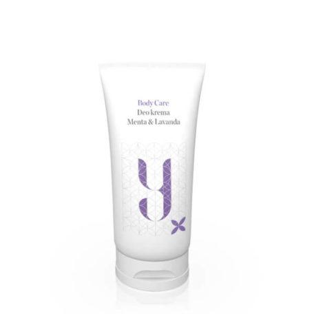 Deodorant Crema cu Menta si Lavanda Natural Beauty