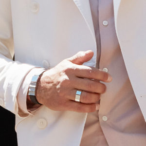 Inel magnetic Energetix, pentru bărbaţi